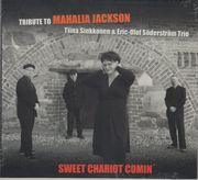 SINKKONEN TIINA -Tribute to Mahalia Jackson - CD