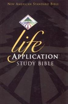 Life Application Study Bible, New American Standard (NASB)