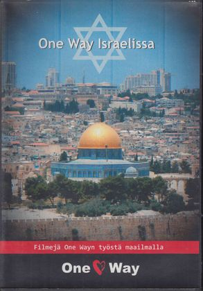 One Way Israelissa - DVD